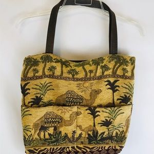 Gorgeous Tapestry Tote